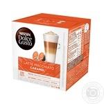 Кофе Nescafe Dolce Gusto Latte Macchiato Caramel 145,6г