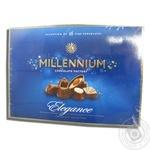 Цукерки Elegance молочні Асорті Classic Millennium 143г