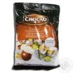 Цукерки з начинкою з молочного крему та злаків в молочному шоколаді Chocаo Vergani 125 г