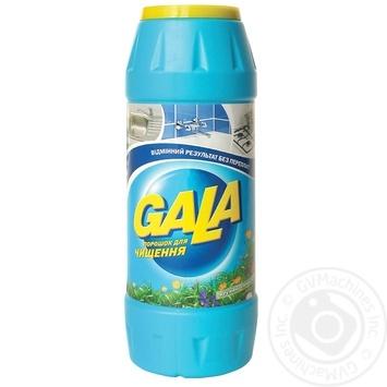 Порошок для чистки Gala Весенняя свежесть 500г - купить, цены на Фуршет - фото 1