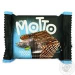 Вафлі Mymotto з какао 34г