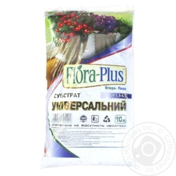 Flora-Plus substrate universal 10l - buy, prices for MegaMarket - image 2