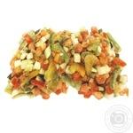 Суміш Сніжне сяйво Овочі для омлету свіжоморожена вагова