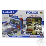 Parking Police Service Toy Set