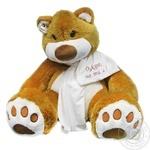 Tigres Memedic Brown Bear Soft Toy 65cm