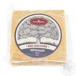 Сыр Лестер The Whitechapel Cheese Company красный 56% 200г
