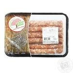 Колбаски Мясная весна Чевапчичи из свинины охлажденные