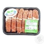 Чивапчичи в беконе из говядины и свинины