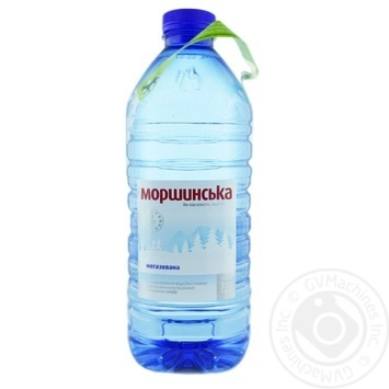 Still natural mineral water Morshynska 3l - buy, prices for Novus - image 1