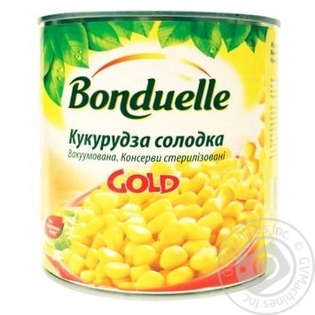 Bonduelle tender sweet corn 850ml - buy, prices for Novus - image 2