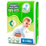 Подгузники Helen Harper Soft&Dry Maxi 4 7-18кг 46шт