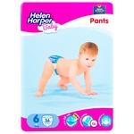 Подгузники-трусики Helen Harper Baby ХL 6 16кг+ 36шт