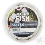 Оселедець Мастер Фіш шматочки в олії матьє 180г