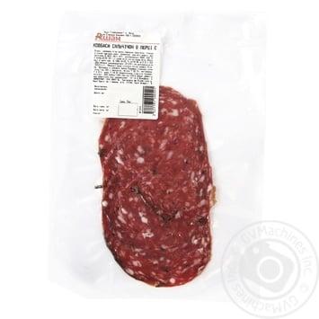 Salchichon Sausage In Pepper - buy, prices for Auchan - photo 3