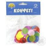 Vesela vytivka Confetti Mix in assortment 20g