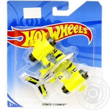 Базовий літачок Hot Wheels в ассортименті