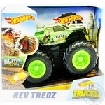 Збільшена машинка-позашляховик 1:43 серії Monster Trucks Hot Wheels в ассортименті