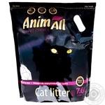 Наполнитель AnimAll Премиум силикогелевий для кошек 7,6л