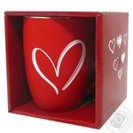 Чашка Keramia Magic Love 360мл