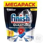 Таблетки для посудомийних машин Finish Quantum Ultimate 60 шт.