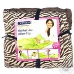 Dormeo Flip Fleece Blanket Pillow 140х200cm