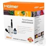 Блендер ручний Holmer 600Вт HBSS-600SCB