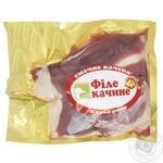 Smachne Kachenya Duck Fillet Vacuum Packaging