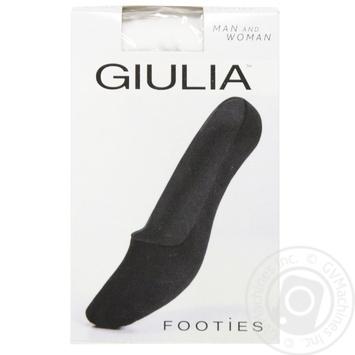 Носки-следы Giulia Footies р.29-31 - купить, цены на ЕКО Маркет - фото 1