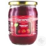 Томатная паста Чигирин 25% 0,5л