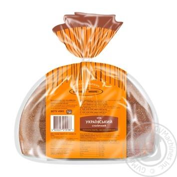 Хлеб Киевхлеб Украинский Столичный нарезка 475г - купить, цены на Ашан - фото 3