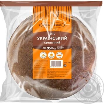 Kyivhlib Ukrainian Stolichny rye-wheat bread 950g - buy, prices for Furshet - image 2