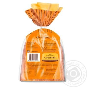 Хліб пшеничний Київхліб Сімейний половина нарізана в упаковці 300г - купити, ціни на CітіМаркет - фото 2