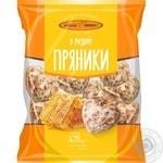 Kyivkhlib with honey pryaniki 420g