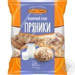 Пряники Київхліб Молочний смак 420г