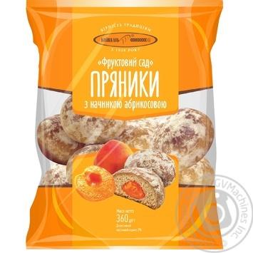 Kyivkhlib with apricot filling pryaniki 360g - buy, prices for Furshet - image 1