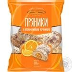 Kievkhlib Gingerbread with Orange Filling 360g