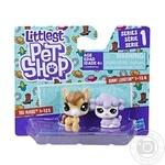 Игрушка Littlest Pet Shop Набор два Пэта
