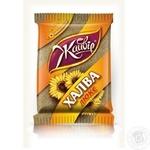 Halva Zhayvir Lux sunflower 160g packaged