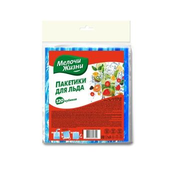 Melochi Zhizni Ice Bags 120pc - buy, prices for Tavria V - image 1