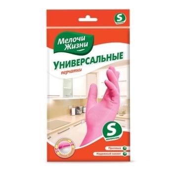 Перчатки хозяйственные Мелочи Жизни хлопчатобумажные 2шт - купить, цены на Фуршет - фото 1