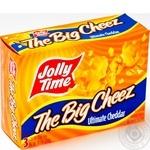 Поп-корн Джолли тайм Зе биг чиз со вкусом сыра 298г Сша
