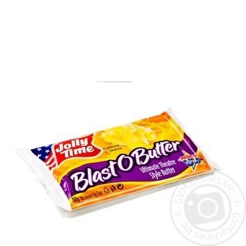 Snack Jolly time Blast of butter 100g Usa