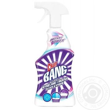 Cillit Bang Instant Power Bleach&Hygiene Cleaner 750ml - buy, prices for Novus - image 2