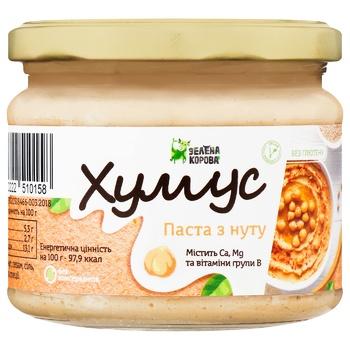 Zelena Korova Chickpeas Hummus 300g