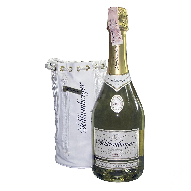 Schlumberger / Вино игристое Shlumberger Vintage White Brut 11.5% 0,75л