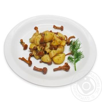 Картошка с опятами - купить, цены на МегаМаркет - фото 1