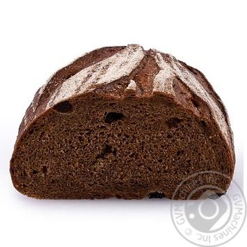 Хлеб Карельский половинка 300г - купить, цены на Novus - фото 1