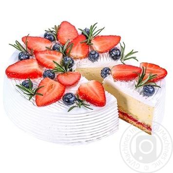 Торт Маскарпоне - купить, цены на Novus - фото 1
