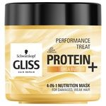 Gliss Kur Performance Treat 4-in-1 Mask 400ml