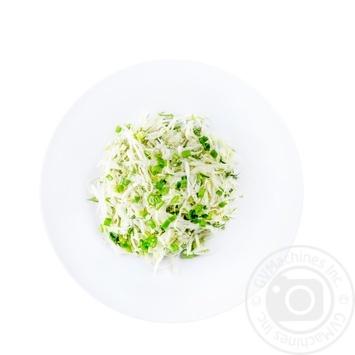 Салат з молодої капусти - купити, ціни на Novus - фото 1